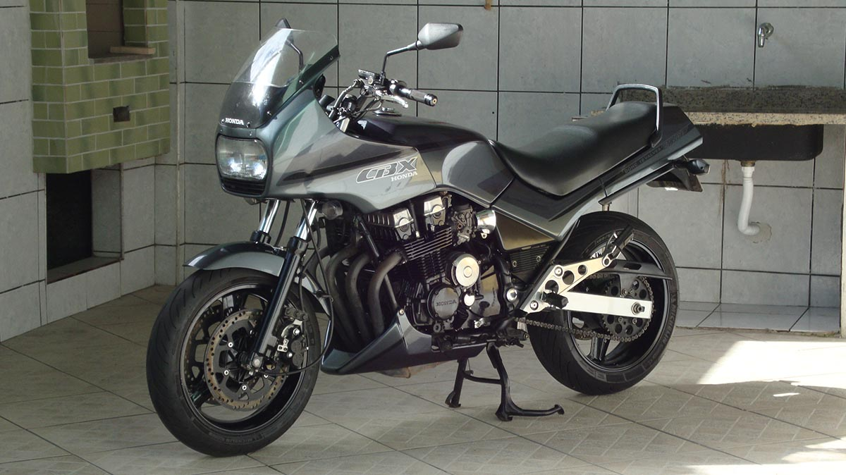 Rodas Tala Larga Cbx 750 F